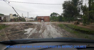 Calle Rio Parana(carjano) y Hernandarias